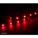 AKASA - LED páska-magnetická - červená Vegas M, AK-LD05-50RD