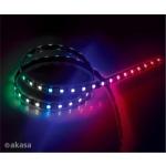 AKASA - magnetická RGBW LED páska - Vegas MBW, AK-LD06-50RB