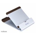 AKASA - Scorpio - stojan pro tablet - hnědý, AK-NC053-BR
