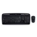 set Logitech Wireless Desktop MK330, SK, 920-003996