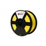 PETG YELLOW žlutá C-TECH, 1,75mm, 1kg, 3DF-PETG1.75-Y