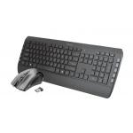 set TRUST Tecla-2 klávesnice + myš CZ/SK, 23416