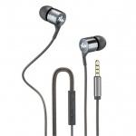 Sluchátka do uší Audictus Explorer 2.0, šedé, AWE-1503