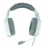 TRUST GXT 322W Carus Gaming Headset - snow camo, 20864