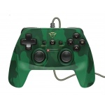 TRUST GXT 540C Yula Wired Gamepad- camo, 23291