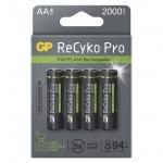 Gp Baterie GP nabíjecí baterie ReCyko Pro Photo AA (HR6) 4PP, 1033224201