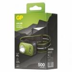 Gp Baterie LED nabíjecí čelovka GP Xplor PHR17, 500 lm, 1451085670