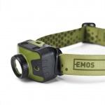 EMOS LED čelovka CREE LED + ZOOM (P3539), 1441341100
