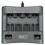 EMOS Univerzální nabíječka baterií BC UNI6A, 1603025000