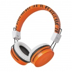 TRUST COMI BT KIDS HEADPHONES ORANGE, 23583