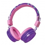TRUST COMI BT KIDS HEADPHONES PURPLE, 23608
