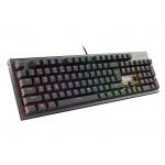 Mechanická klávesnice Genesis Thor 300 RGB, US layout, RGB podsvícení, software, Outemu Brown, NKG-1571