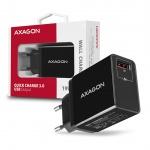 AXAGON ACU-QC19, QUICK nabíječka do sítě, 1x port QC3.0/AFC/FCP/SMART, 19W, ACU-QC19 - neoriginální