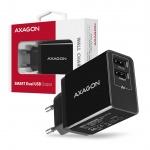 AXAGON ACU-DS16, SMART nabíječka do sítě, 2x USB výstup 5V/2.2A + 5V/1A, 16W, ACU-DS16 - neoriginální