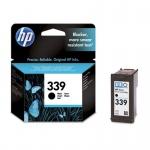 HP no. 339 - černá ink. kazeta, velká, C8767EE, C8767EE - originální