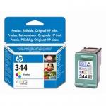 HP no. 344 - 3barevná ink. kazeta, velká, C9363EE, C9363EE