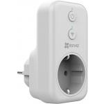 EZVIZ T31 Wireless Smart Plug (White) Electricity Statistics Version, CS-T31-16B-EU