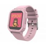 """iGET KID F10 Pink - chytré dětské hodinky, IP68, 1,4"""" displ., 8 her, teplota, srdeční tep, F10 Pink"""