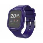 """iGET KID F10 Violet - chytré dětské hodinky, IP68, 1,4"""" displ., 8 her, teplota, srdeční tep, F10 Violet"""