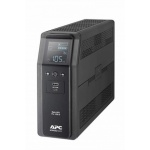 APC Back UPS Pro BR 1200VA, Sinewave,8 Outlets, AVR, LCD interface, BR1200SI