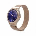 Chytré hodinky Forever Icon AW-100 AMOLED zlaté, SMAWAAW100FOGO