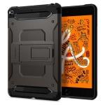Ochranný kryt Spigen Tough Armor TECH pro Apple iPad mini 5 2019 metalický, 051CS26115