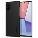 Ochranný kryt Spigen Thin Fit pro Samsung Galaxy Note10+ černý, 627CS27325