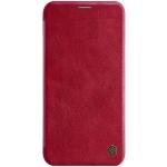 Nillkin Qin Book Pouzdro pro iPhone 11 Pro Red, 6902048184398