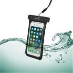"""Voděodolné pouzdro CELLY Splash Bag 6,2"""", černé, SPLASHBAG18BK"""