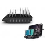 Sandberg nabíječka Multi USB Charging Station, 1x USB-C PD 30W,  7x USB-A, černá, 441-17 - neoriginální