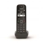 Gigaset DECT AS690HX Black, 4250366857206
