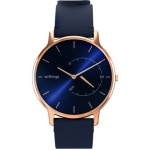 Withings Move Timeless Chic - Blue / Rose Gold, HWA06M-Chic-model3