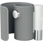 Withings Blood Pressure Monitor Core w Wifi sync, Led screen, ECG sensor, Digital stethoscope, WPM04-all-Inter