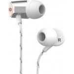 MARLEY Uplift 2.0 - Silver, sluchátka do uší s ovladačem a mikrofonem, EM-JE091-SV