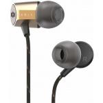 MARLEY Uplift 2.0 - Brass, sluchátka do uší s ovladačem a mikrofonem, EM-JE091-BA