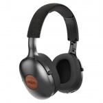 MARLEY Positive Vibration XL Bluetooth® 5.0- Signature Black, sluchátka přes hlavu s ovladačem a mic, EM-JH141-SB