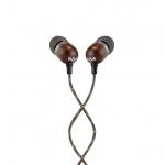 MARLEY Smile Jamaica Wireless 2 - Signature Black, bezdrátová sluchátka do uší s mikrofonem, EM-JE113-SB