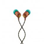 MARLEY Smile Jamaica Wireless 2 - Rasta, bezdrátová sluchátka do uší s mikrofonem, EM-JE113-RA