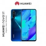 Huawei Nova 5T Dual Sim, Crush Blue, SP-N5T128DSLOM