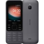 Nokia 6300 4G charcoal, 16LIOB01A02