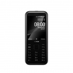 Nokia 8000 4G Dual SIM Black, 16LIOB01A09
