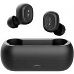 Xiaomi QCY T1C - bezdrátová BT sluchátka Black, 6957141405192