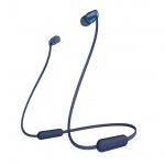 SONY sluchátka WI-C310 bezdr.,modrá, WIC310L.CE7