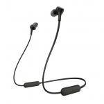 SONY sluchátka WI-XB400 bezdrátová, černá, WIXB400B.CE7