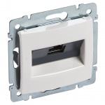 Legrand Valena zásuvka datová 1xRJ45 STP 10G bílá, 770072