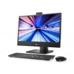 "Dell Optiplex 5270 (5000) AIO 22"" FHD i5-9500/8GB/256GB SSD/MCR/DP/W10P/3RNBD/Černý, 5270-5377"