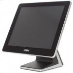 "Virtuos AerPOS PP-9635BV, 15"" LCD LED, 350 cd/m2, J1900 2,42GHz, 4GB RAM, bez rámečku, černý, KBB0807"