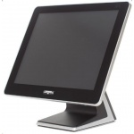 "Virtuos AerPOS PP-9635CV, 15"" LCD LED, 350 cd/m2, J1900 2,42GHz, 4GB RAM, kapacitní, bez rámečku, černý, KBB0814"