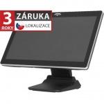"Virtuos AerPOS PP-8642CV, 22"" LCD LED, 250 cd/m2, i3-4330TE 2,4GHz, 4GB RAM, kapacitní, bez rámečku, černý, KBB0822"