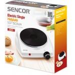 SCP 1503WH vařič jednoplotýnkový SENCOR